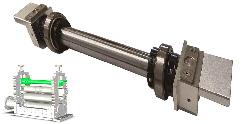 Cutter Pressure Bridge