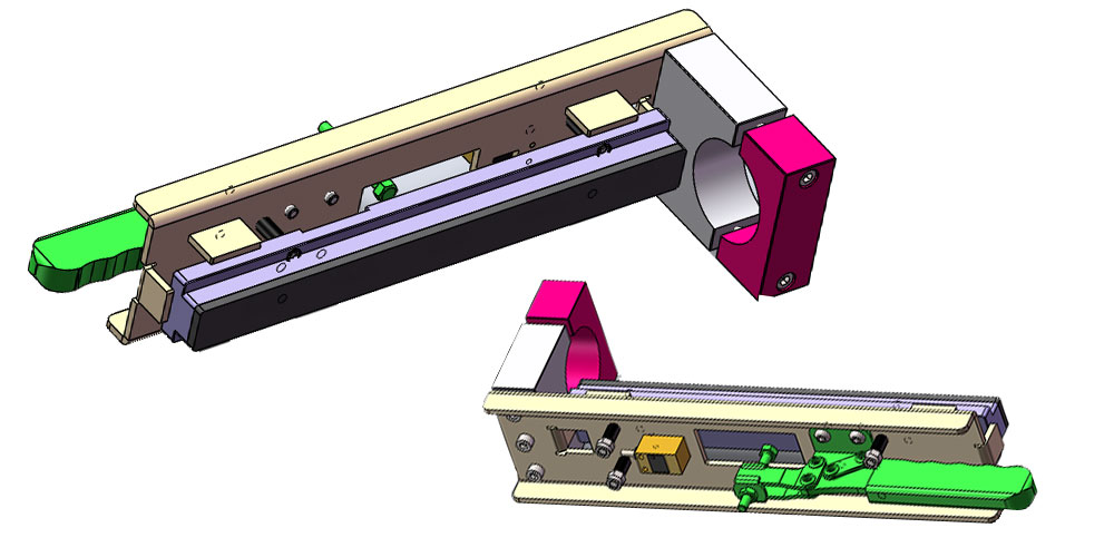 Splicing Roller Clamp