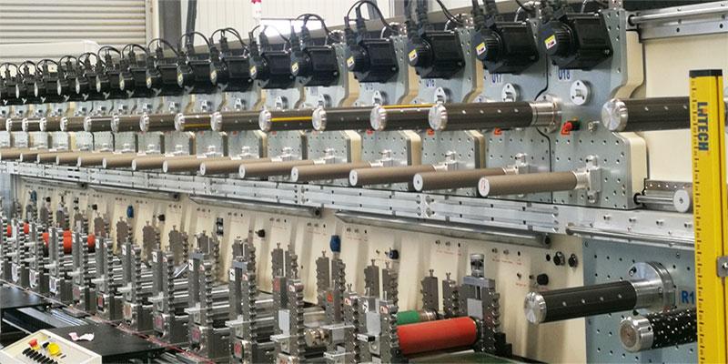 HOACO Rotary Die Cutting Machine Stations